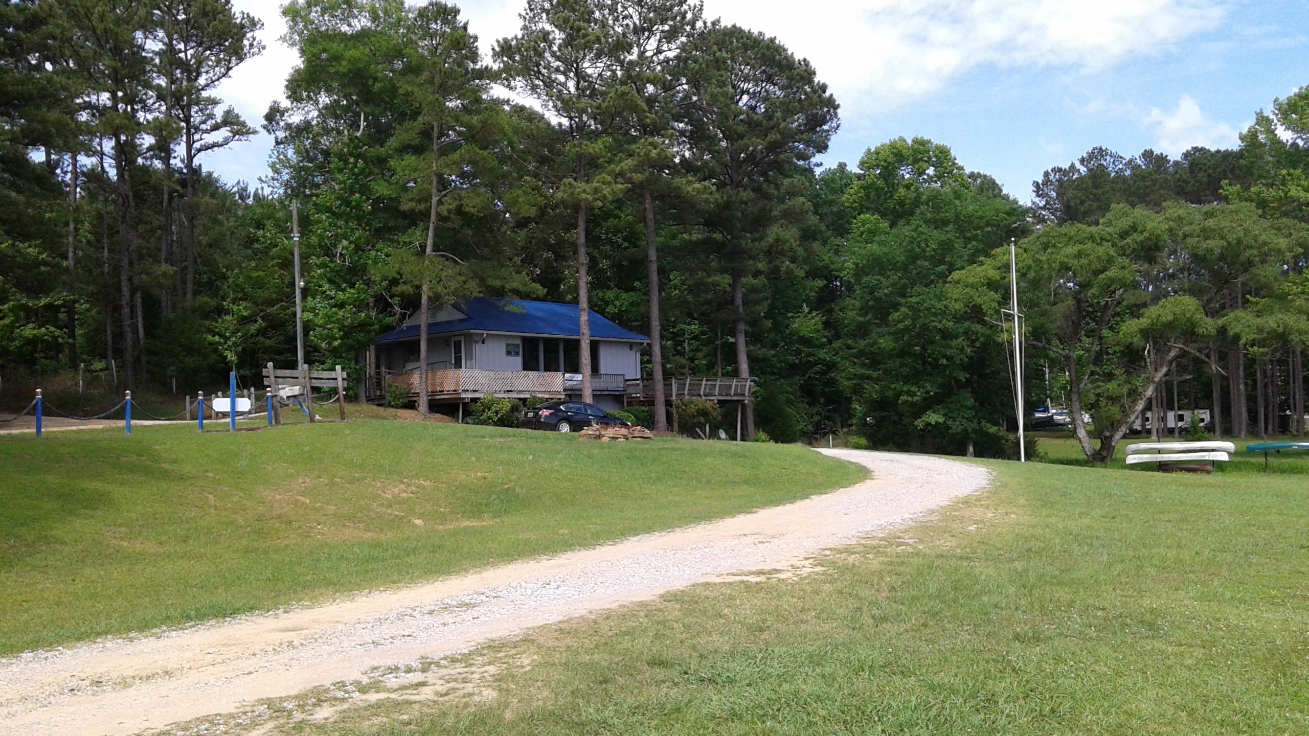 Tuscaloosa Sailing Club 1